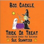 Sue Schnitzer - Boo, Cackle, Trick or Treat